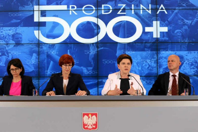Rząd będzie musiał dorzucić do programu 500+ co najmniej pół miliarda złotych.