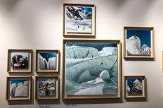 Wystawa Polskie Bieguny pokazuje początki historii Polskiego Himalaizmu