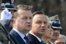 Andrzej Duda wspominał chwile po katastrofie smoleńskiej w przemówieniu. Nie spodobało się to Marcinowi Dubinieckiemu, mężowi Marty Kaczyńskiej.
