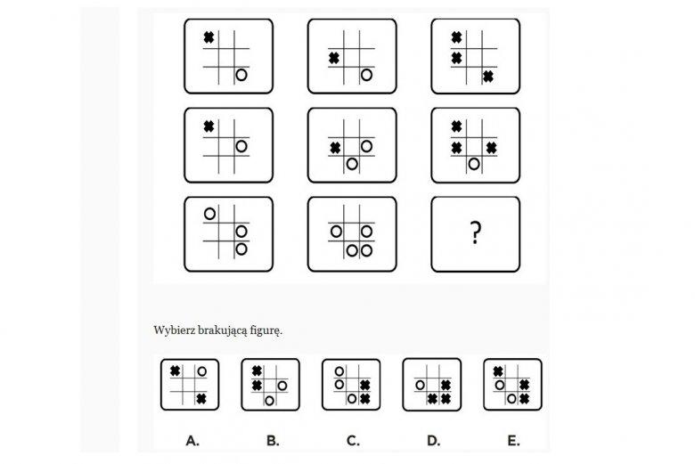 Oryginał IQ powyżej 130 można wyćwiczyć! Zobacz, jak rozwiązywać testy na VE98