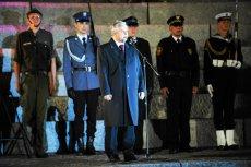 Jeśli dziś jest 1 września, to mamy rocznicę przemówienia Kaczyńskiego.