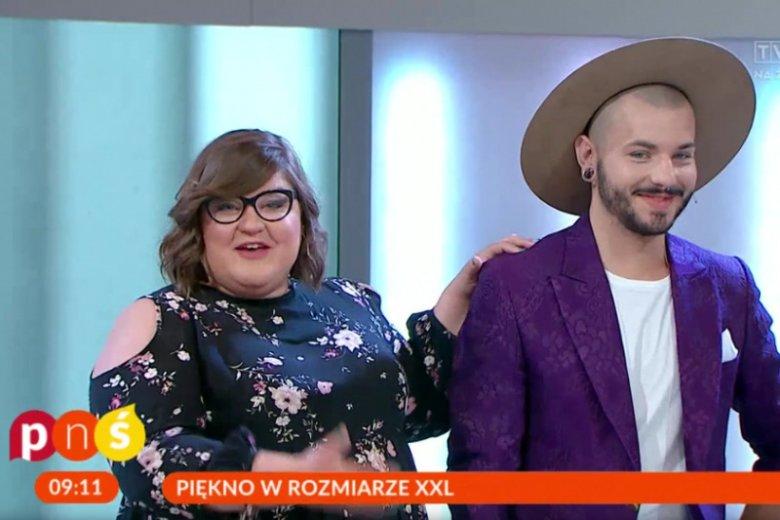 Razem z Kamilem Moszczyńskim Dominika organizuje warsztaty dla osób plus size. Pierwsza edycja startuje już 16 czerwca, ale aktorka zapowiada, że spotkań będzie więcej.