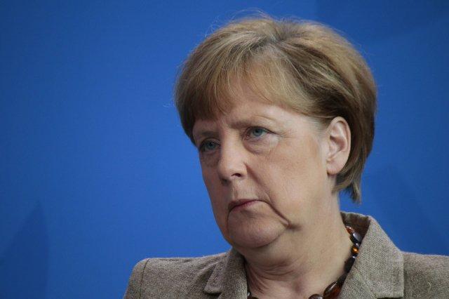 Angela Merkel nie cieszy się ostatnio sympatią internautów.