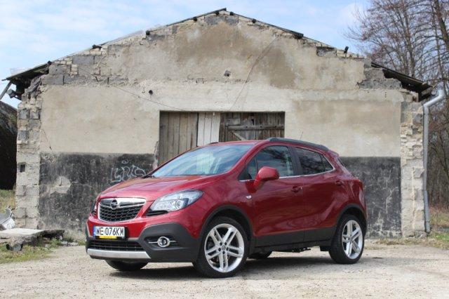 Opel Mokka, czyli SUV wagi lekkiej