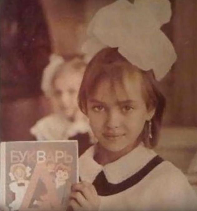 Irina w 1994 roku