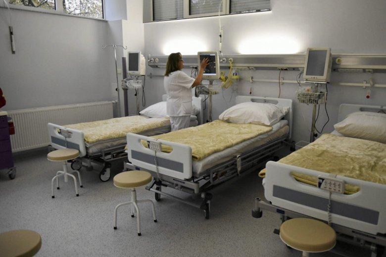 Ze szpitalnej mapy Polski może zniknąć wiele szpitali.