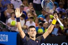 Novak Djokovic przełamał rywala w trzecim secie i od tego momentu rosła jego przewaga w meczu.
