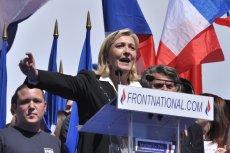 Marine Le Pen wciąż ma duże szanse na zwycięstwo.