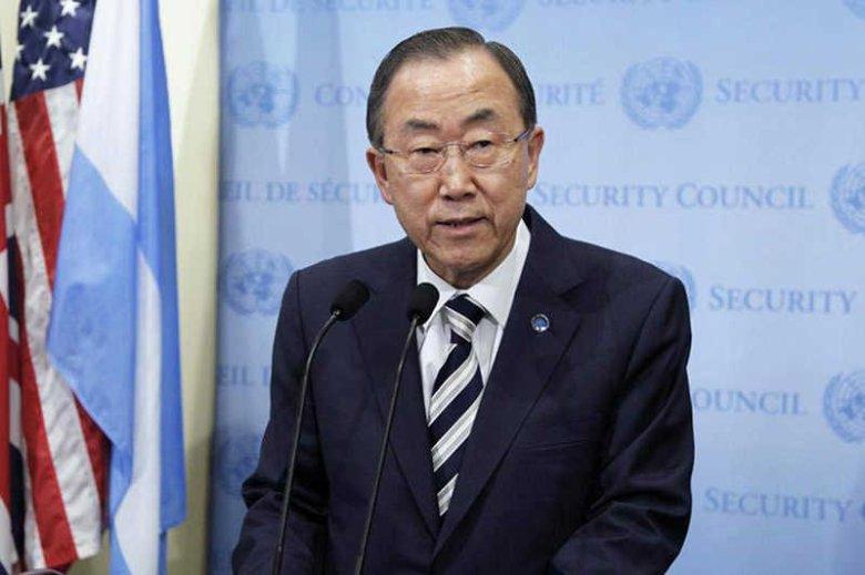Ban Ki Mun, sekretarz generalny ONZ przekonuje, że potwierdzono największe użycie broni masowego rażenia od 1988 roku.