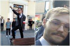 Patryk Kobyłko rok temu zdobył sławę w internecie jako zapiekły przeciwnik Marszu Równości w Lublinie. Teraz zmienił zdanie i... sam w nim uczestniczył.