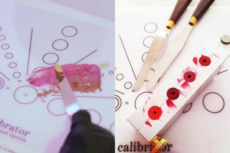 W Lip Lab w Warszawie mamy możliwość stworzenia spersonalizowanej szminki w odcieniu idealnym dla naszej karnacji