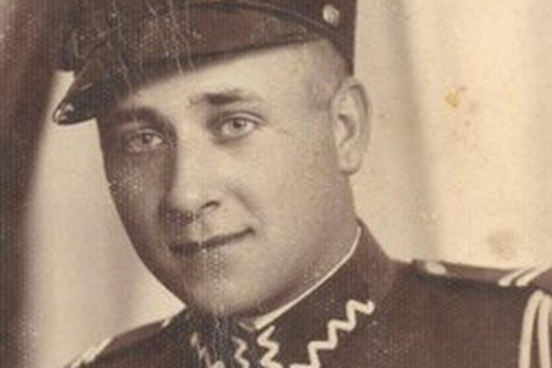 """Józef Franczak """"Laluś"""" - ostatni partyzant II RP."""
