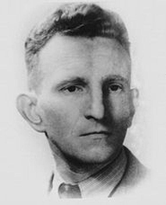 Roman Szuchewycz - dowódca UPA, który wydawał rozkazy do mordowania polskiej ludności.
