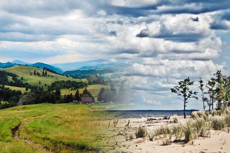 Polska to też świetny pomysł na wakacje. Wystarczy tylko poszukać miejsc mniej oklepanych niż Sopot, czy Zakopane.
