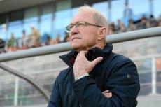 Franciszek Smuda stracił pracę w Górniku Łęczna. To kolejny były selekcjoner kadry, który po ostatniej kolejce został zwolniony.