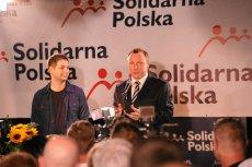 Z Solidarnej Polski odeszło dwóch posłów, partia straciła klub poselski.