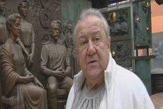 Zurab Cereteli (Tsereteli) to nadworny artysta artysta władzy, najpierw sowieckiej, a teraz postsowieckiej