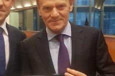 Donald Tusk namaścił Borysa Budkę przed wyborami szefa Platformy Obywatelskiej?