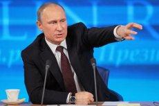 """Prezydent Rosji Władimir Putin, wedle ustaleń """"The Moscow Times"""" nie zamierza znieść embarga na zachodnią żywność."""