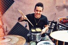 Tomasz Torres jest perkusistą zespołu Afromental