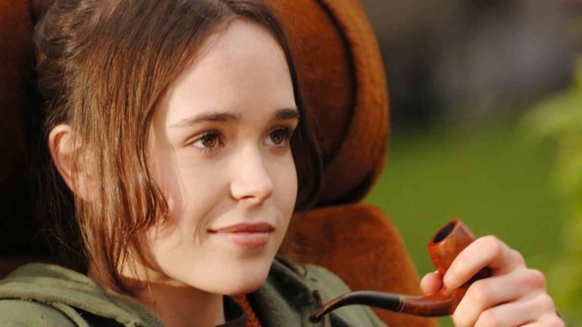 Ellen Page w roli nad wyraz dojrzałej młodej kobiety