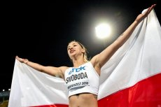 Ewa Swoboda zakwalifikowała się do półfinału biegu na 100 metrów kobiet. To wielki sukces 10-latki.
