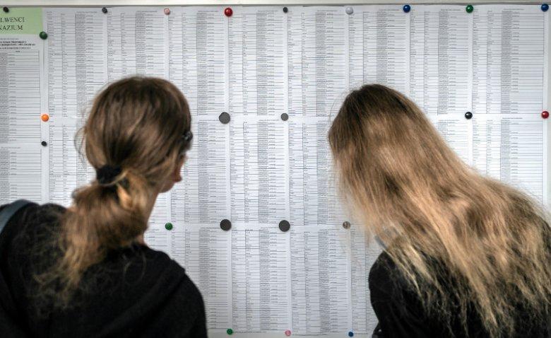 Ponad 3 tys. uczniów w Warszawie nie dostało się do żadnej szkoły. Do wybranej przez siebie - nieliczni.