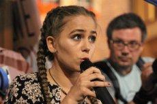 To 17-letnia Barbara Balicka porwała tłumy podczas manifestacji we Wrocławiu.