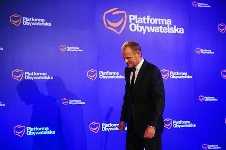 Donald Tusk przekonywał, że lepiej być ślusarzem niż politologiem.