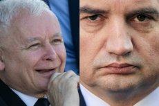 Jarosław Kaczyński miał publicznie upokorzyć Zbigniewa Ziobrę i Jarosława Gowina na tajnym spotkaniu PiS w Ożarowie Mazowieckim.