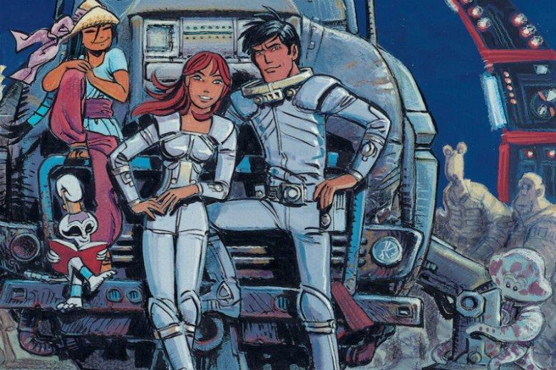 """Najnowszy film Luca Bessona powstał na kanwie francuskiego komiksu  """"Valérian i Laureline"""" autorstwa Pierre'a Christina i  Jean-Claude'a Mézièresa"""