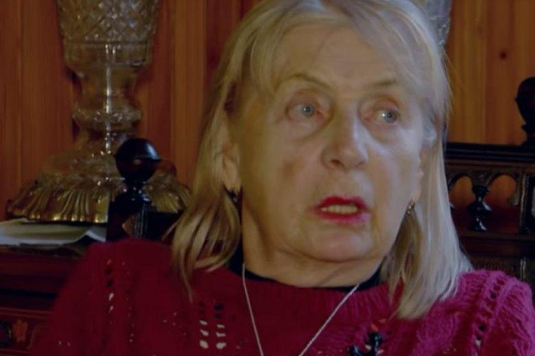 Maria Kiszczak powiedziała, dlaczego zdecydowała się zanieść teczki Bolka do IPN.