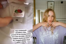 Pochodzenie t-shirtów Veclaim, marki Jessiki Mercedes, wywołało burzę