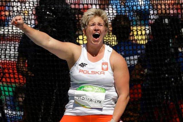 Anita Włodarczyk pobiła własny rekord świata i zdobyła złoty medal na igrzyskach olimpijskich!