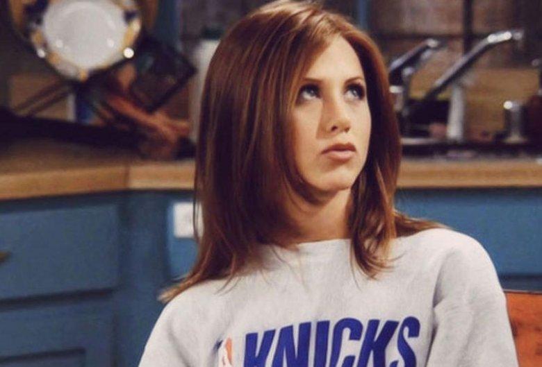 Styl Rachel Green granej przez Jennifer Aniston inspiruje kobiety na całym świecie