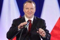 Jacek Kurski został wyrzucony z Solidarnej Polski