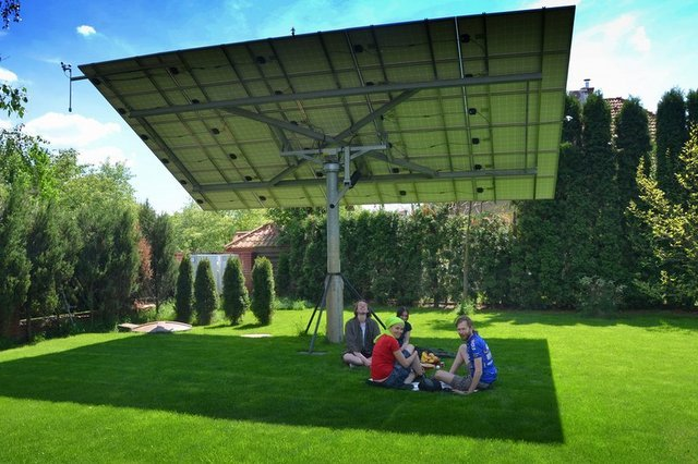 Solary w Chotomowie wzbudzają podziw i są obiektem wycieczek. Dla energetyków to tylko zawracanie gitary.