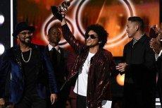 Najwięcej statuetek, bo aż 6, zgarnął Bruno Mars.
