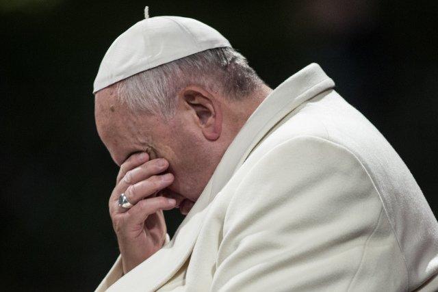 Papież Franciszek znowu ma problem z polskimi katolikami