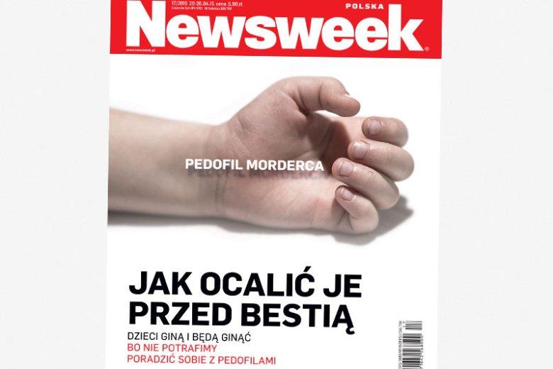 """""""Newsweek"""" przedstawia skalę problemu z przestępcami seksualnymi w Polsce."""