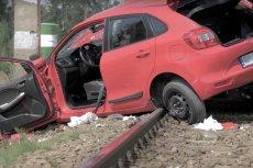Do tragicznego wypadku doszło na przejeździe kolejowym w Szaflarach w województwie małopolskim.