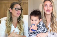 Youtuberka Myka Stauffer oddała adoptowanego syna Huxleya. W internecie zawrzało