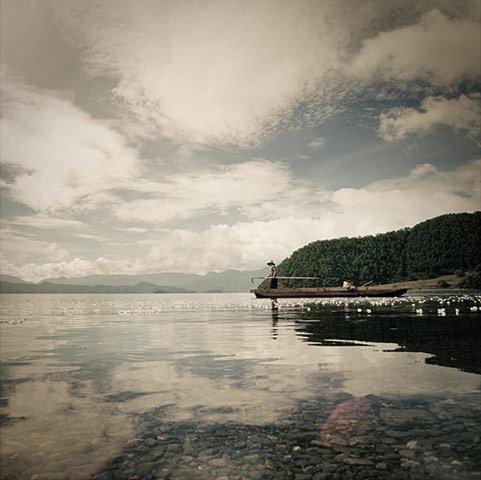 Jezioro Luguhu.