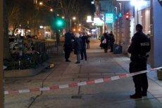 W Wiedniu cztery osoby zostały zaatakowane przez nożownika