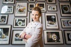 Karina Zuchora, finalistka programu MasterChef i autorka karty w Bistro Ale'je, Warszawa