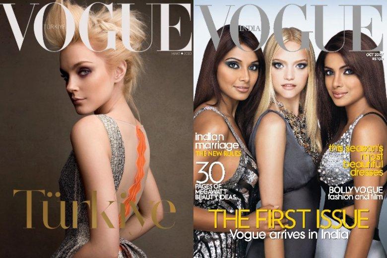 Wszystkie 3 wydania autorstwa Demarchelier'a wzbudziły kontrowersje ze względu na udział w nich białych modelek. Zdjęcia w wielu kręgach były komentowane jako rasistowskie