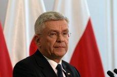 Stanisław Karczewski wypowiedział się o ordynacji do Parlamentu Europejskiego.