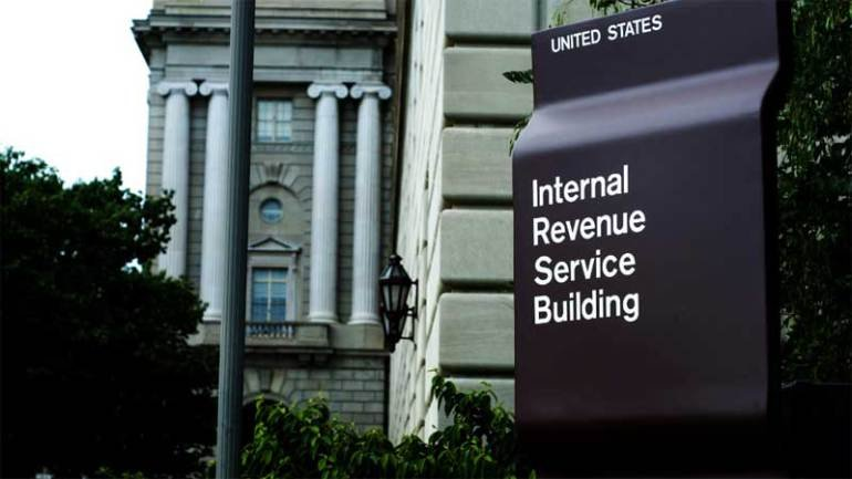 Urząd Skarbowy USA - IRS