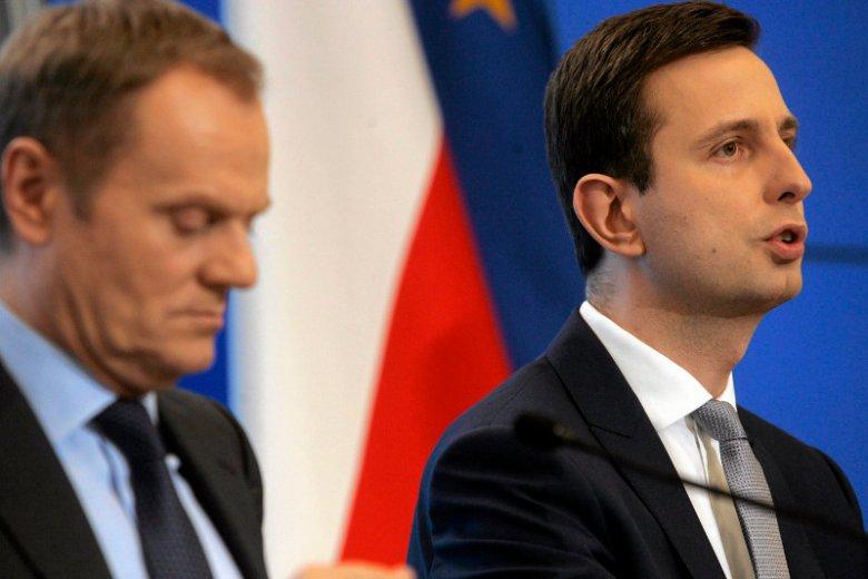 – Bardzo wysoko go cenię – mówił w październiku były premier Donald Tusk o liderze ludowców Władysławie Kosiniaku-Kamyszu.