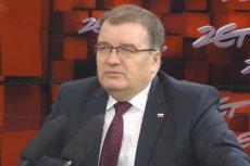 Andrzej Dera z pasjąbronił prezydenckiej pasji do nart.